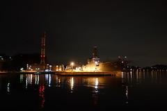 SONY DSC-RX100 Night view test (Yokosuka Navy Base Japan)
