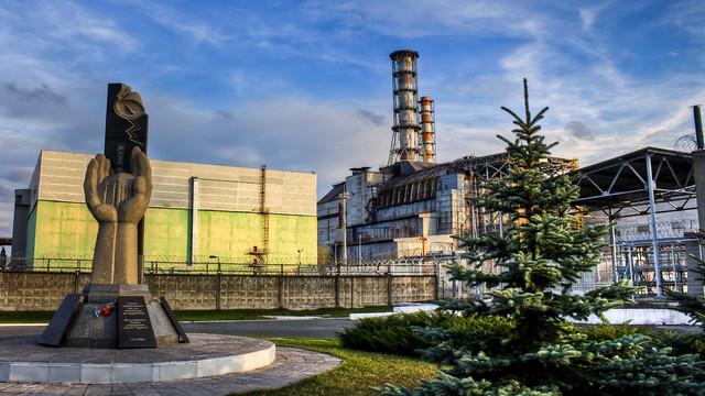 0310 - Ukraine, Chernobyl, Reactor 4 HDR