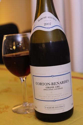 2007 Corton-Renardes Grand Cru
