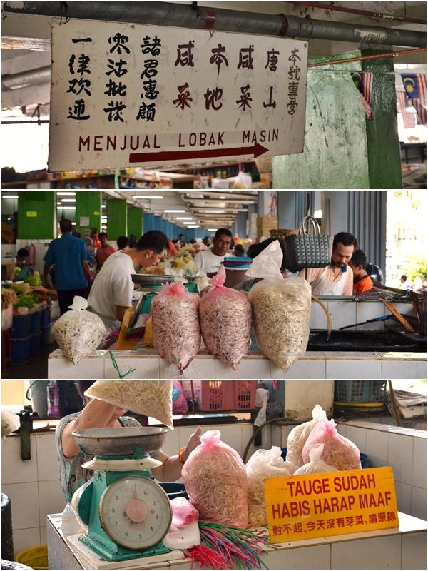 Scenes @ Super Kinta Wet Market