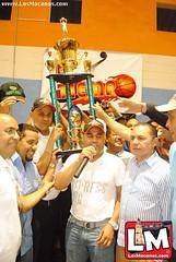 Final del Basket de Moca @ Poli Deportivo