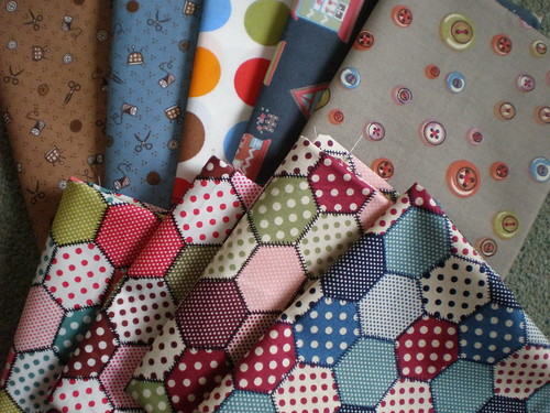 Fabric Fat Quarters