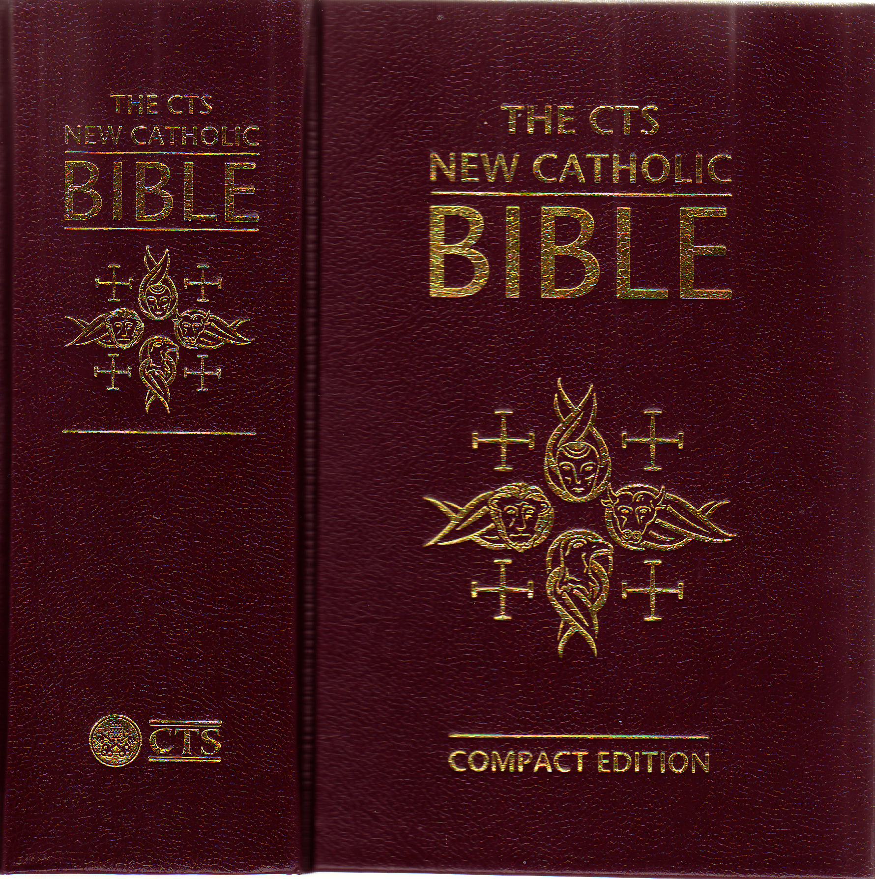 cts new catholic bible