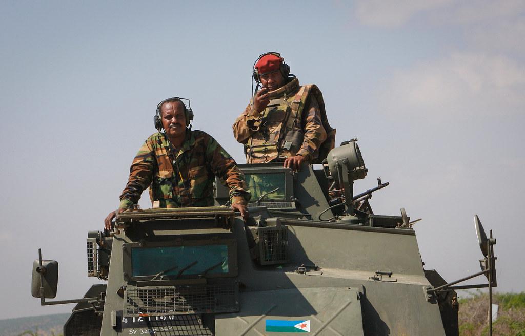 Armée djiboutienne / Djibouti National Army 8213492082_0668a276fa_b