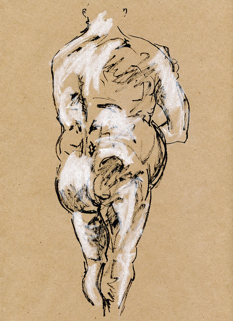 Life Drawing at Harcourt House-6