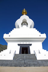 landmark, place of worship, monument, stupa, dome,