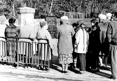 Opening of Water of Leith Walkway 1981