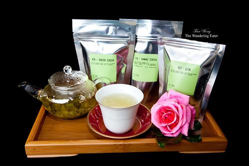 Ito En's Gion Tea