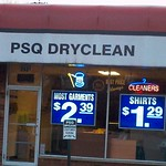 PSQ Dryclean