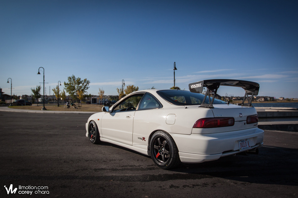 Illmotion Im Feature Terry Woo S 1998 Acura Integra Type R