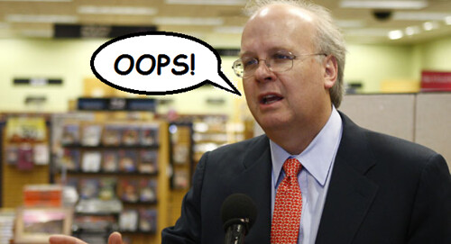 And Now a Word From Karl Rove