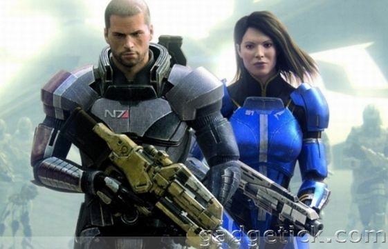 DLC Omega для Mass Effect 3