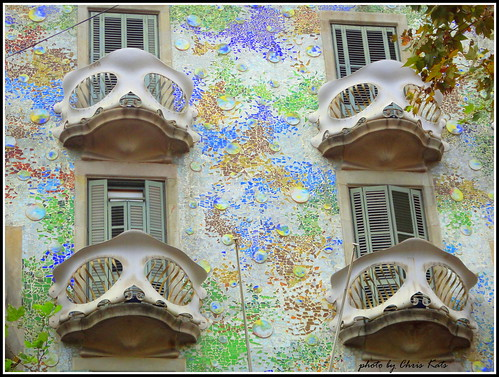 Casa Batllo by chris katsionis