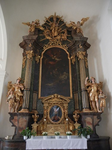 DSCN8696 _ Mariahilferkirche, Graz, 8 October