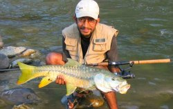 india angling corbett national park