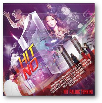 Lagu-Lagu Hebat AIM19 dalam Album HIT NO 1