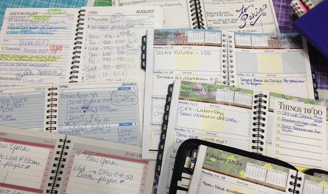 Old Planners