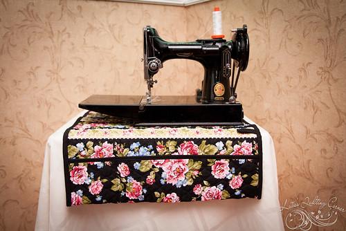 Free Sewing Machine Mat Tutorial | Katie\'s Quilting Corner