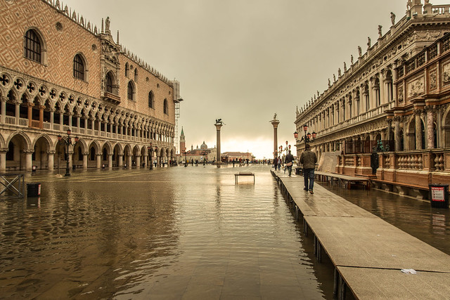 Acqua Alta In Venice Flickr Photo Sharing
