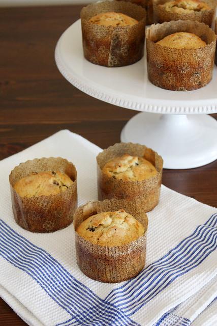panettone muffins, yeah!