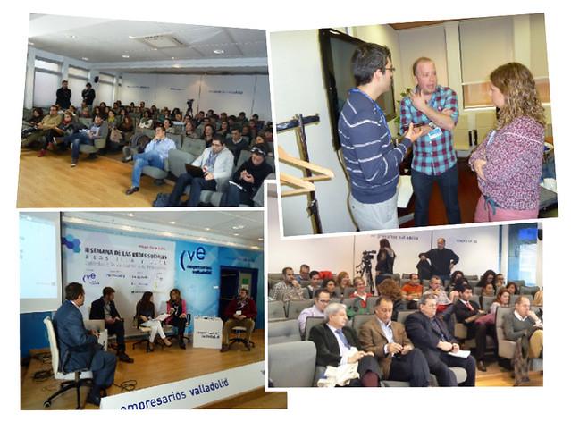 Entrevistas en #RedesSocialesCyL. Primera Parte.