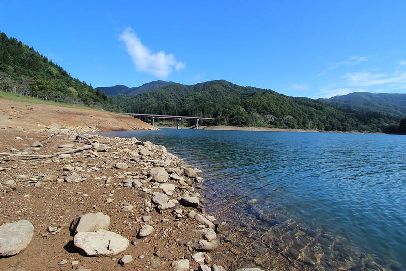 九頭竜湖 その4