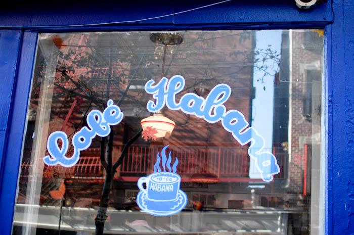@ Cafe Habana