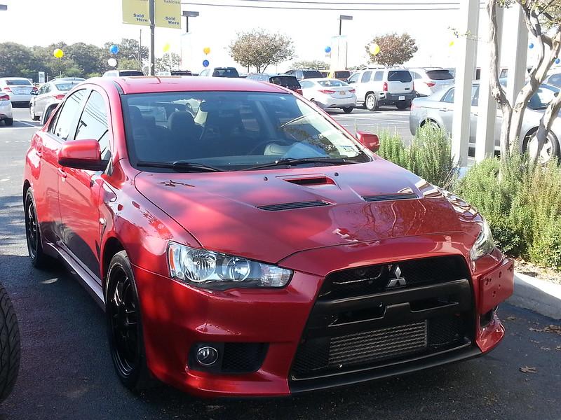 New Evo Owner - EvoXForums.com - Mitsubishi Lancer ...