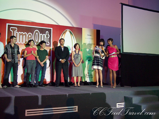 Time Out Kl Food Awards 2012 Cc Food Travel