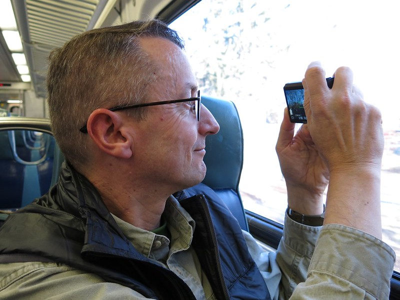 Gary on Metro North