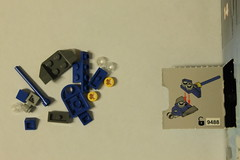 LEGO Star Wars 2012 Advent Calendar (9509) - Day 1: Gungan Submarine