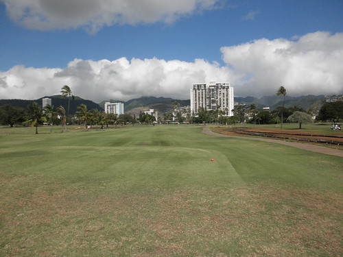 Ala Wai Golf Course 012
