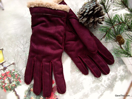 Cire by Grandoe Cozy Gloves