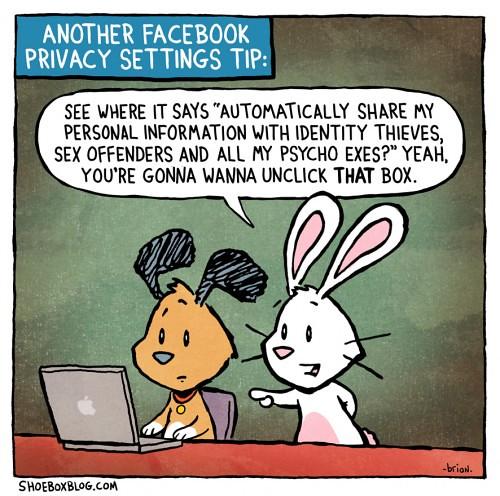 Facebook Privacy...Nonexistent?