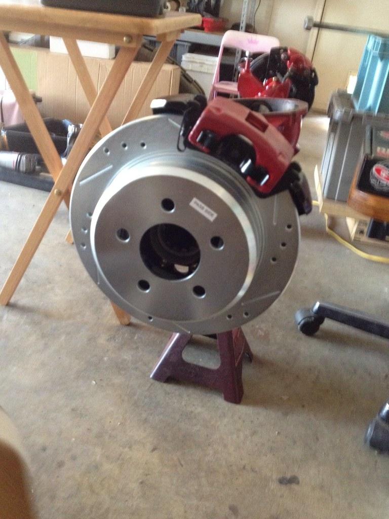 ZJ rear disc brakes on XJ???? - Jeep Cherokee Forum