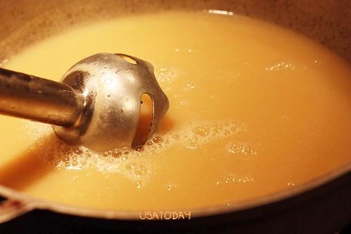好事多烤雞玉米濃湯  Costco corn soup 9