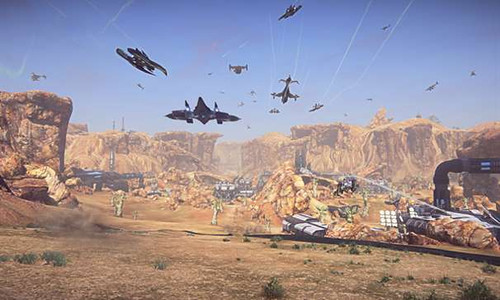 PlanetSide 2 Resources Guide - Building and Certification Points