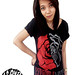 SecondGlassCloth [eternity rose] surabaya clothing