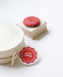 Wax Seal Stamp by Besotted Brand