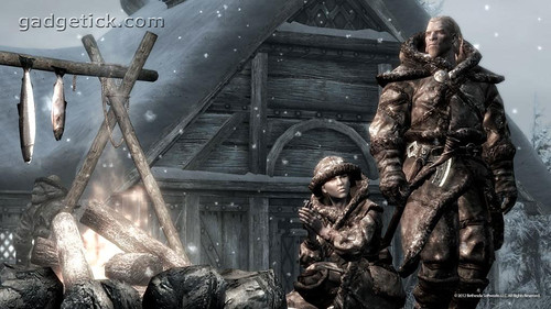 DLC Dragonborn для The Elder Scrolls V Skyrim