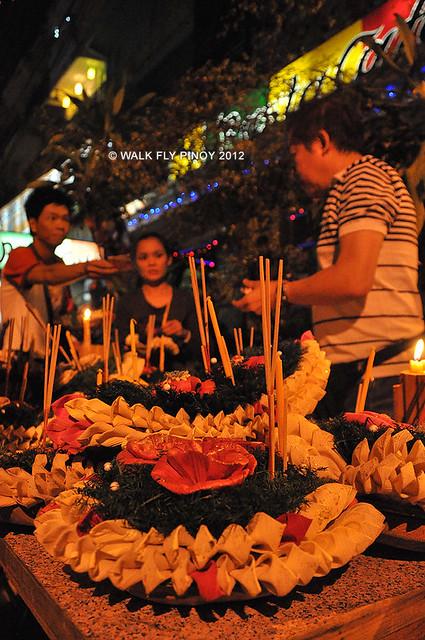 Loy Krathong Festival, Chiang Mai, Thailand