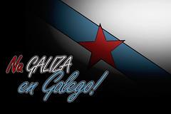 Na GALIZA en GALEGO
