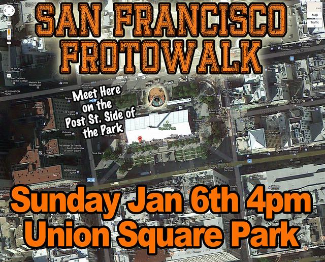 San Francisco FrotoWALK