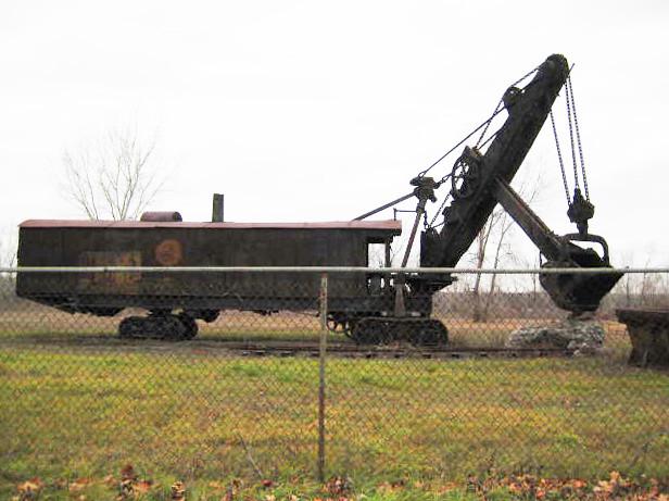 THE Marion Steam Shovel