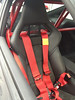 Bolt in porsche gt3 rs cage and harnesses