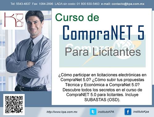 Curso Compranet 5.0 Licitante
