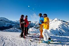 Berchtesgadener Land: pro rodiny i freeridery