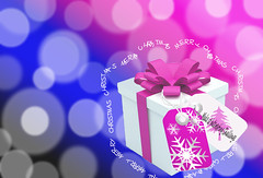 Gift Box * Merry Christmas
