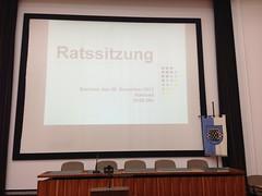 Ratssitzung Bochum