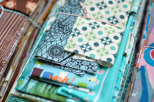 Fabric Scrap Bundles